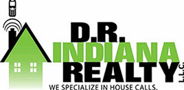 This is the logo for D.R. Indiana Realty, LLC.
